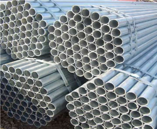 Galvanised pipes2
